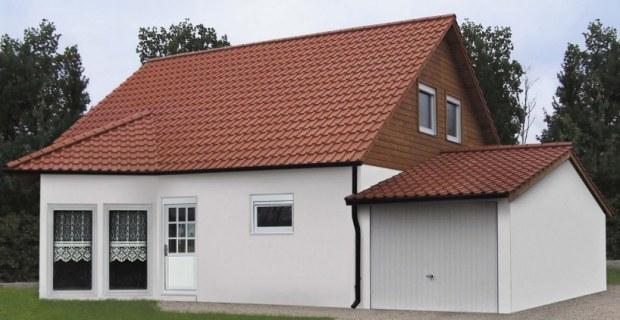Fertighaus Ausbauhaus